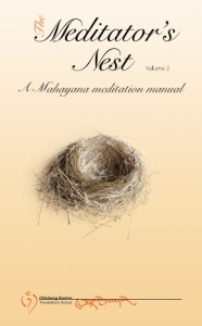 Meditators Nest vol 2 cover