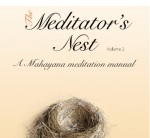 Meditators Nest vol 2 cover_square